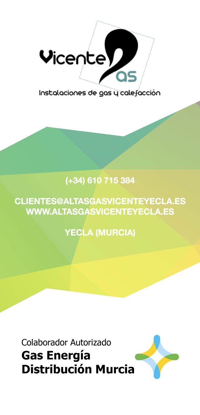 YeclaSport - Vicente Gas