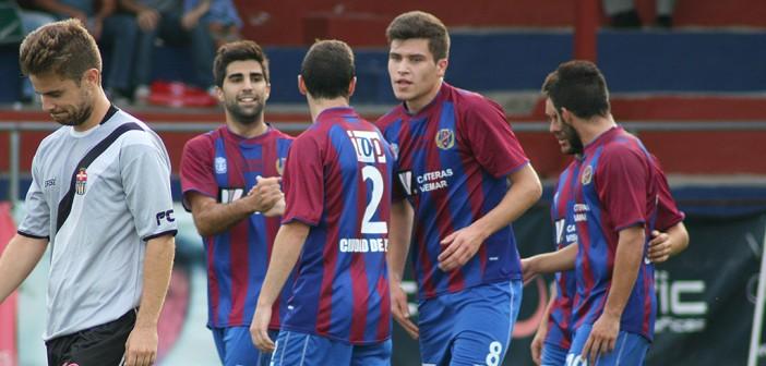 Yeclano Deportivo Cartagena Tercera Division G XIII