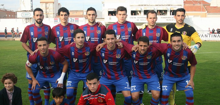 Once inicial del Yeclano Deportivo