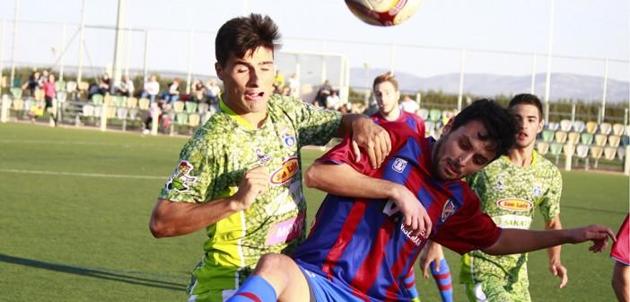 Imagen del partido Yeclano B - La Hoya