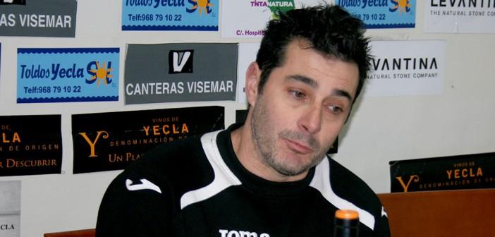 Vicente Soler comparece en sala de prensa / Álvaro Ayala