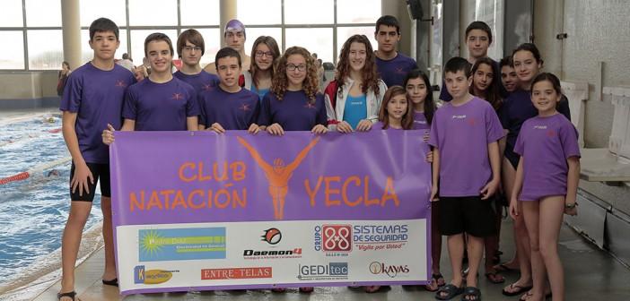 Club Natacion Yecla Regional Invierno