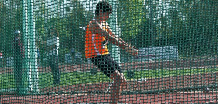 Rafael Andrés, en una competición durante esta temporada / Archivo