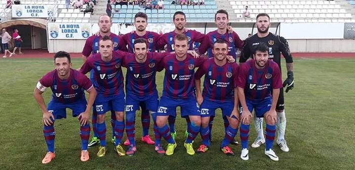 Primer once azulgrana de la temporada, en el Artés Carrasco / Yeclano Deportivo