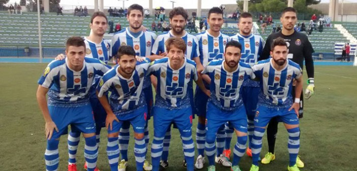 Once inicial del Lorca Deportiva / lorcatododeporte.es