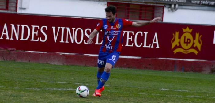 Rafa Lopez, en acción hace dos temporadas / Archivo