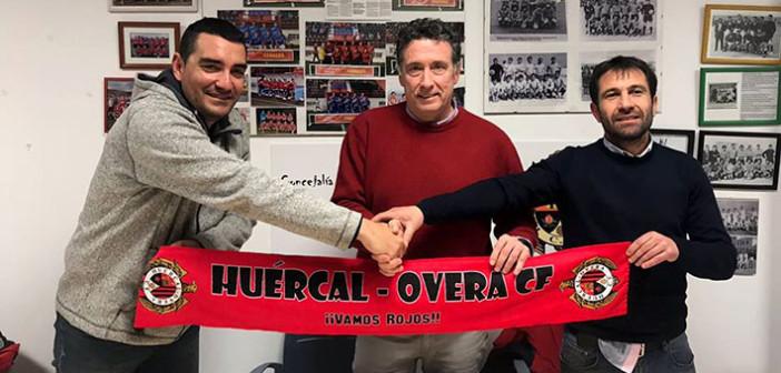 Huércal-Overa-CF-Presentación-Xavi-Julià