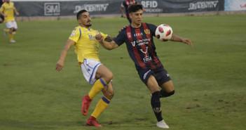 Instante del Yeclano-Melilla de Copa esta temporada / Archivo