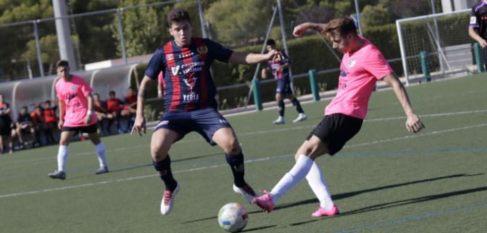 Navarro rescata un punto ante el filial del Águilas (1-1)