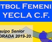 El Yecla CF quiere rescatar el fútbol femenino federado