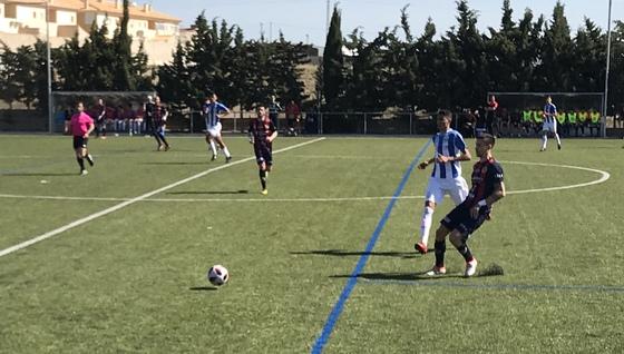 Futbol yeclano estudiantes partido corvera