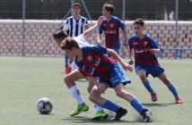 Futbol Base Yecla Cartagena infantil