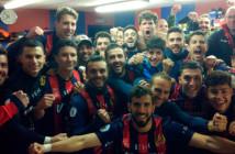 Celebracion Yeclano Churra Playoff