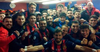 Celebracion Yeclano Churra Playoff