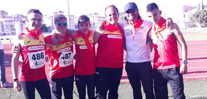 Los participantes de No Hay Límite, en Granada