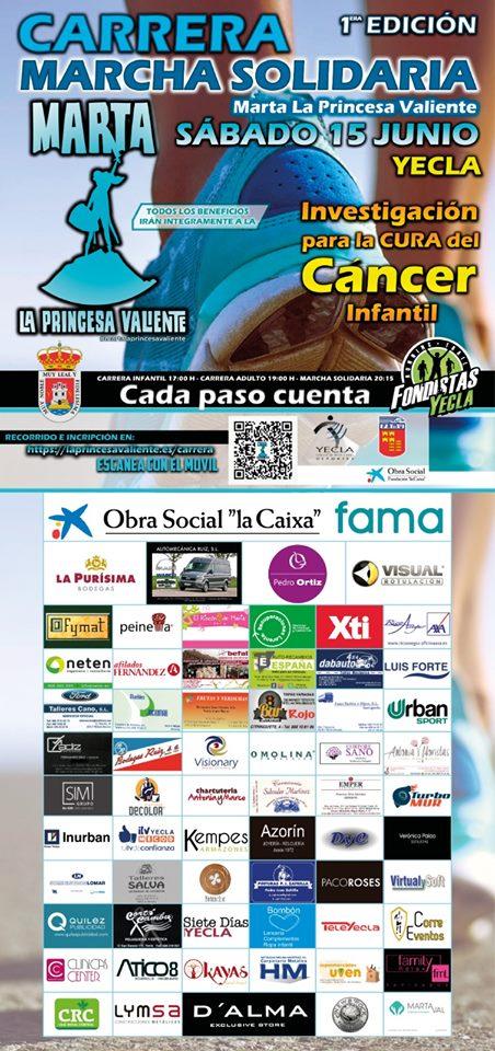 YeclaSport_PrincesaValiente_Carrera