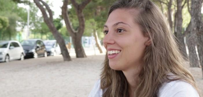 La jugadora yeclana del CD Zamarat responde a las preguntas de YeclaSport