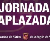 La FFRM suspende la jornada de Fútbol y Fútbol Sala