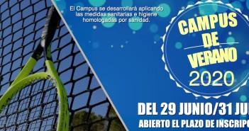YeclaSport_Cartel_Campus_Verano_Tenis