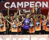 ¡¡Ana Romero y su Burela son campeonas de Liga!!